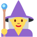 Woman Mage on Twitter Twemoji 11.0