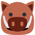 Boar on Twitter Twemoji 11.1