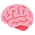 Brain on Twitter Twemoji 11.1