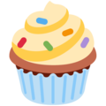 Cupcake on Twitter Twemoji 11.1