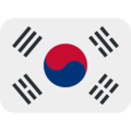 South Korea on Twitter Twemoji 11.1