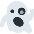 Ghost on Twitter Twemoji 11.1