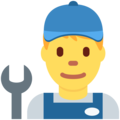Man Mechanic on Twitter Twemoji 11.1