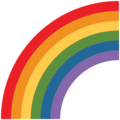 Rainbow on Twitter Twemoji 11.1
