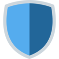 Shield on Twitter Twemoji 11.1