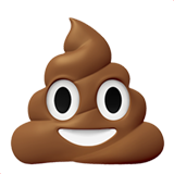 Pile of Poo on Apple iOS 11.1
