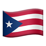 Puerto Rico on Apple iOS 11.2