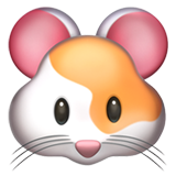 Hamster Face on Apple iOS 11.2