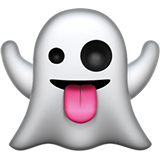 Ghost on Apple iOS 11.3
