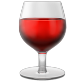 Wine Glass on Apple iOS 11.3