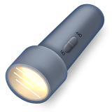 Flashlight on Apple iOS 6.0