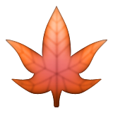 Maple Leaf on Apple iOS 6.0