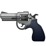 Pistol on Apple iOS 6.0