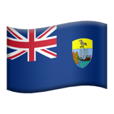 Ascension Island on Apple iOS 9.0