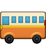 Bus on Apple iOS 9.1