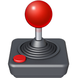 Joystick on Apple iOS 9.1