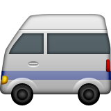 Minibus on Apple iOS 9.1