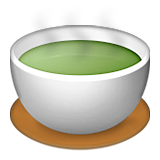 Teacup Without Handle on Apple iOS 9.1