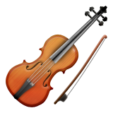 Violin on Apple iOS 9.1