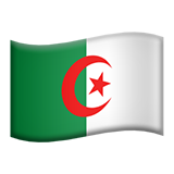 Algeria on Apple iOS 8.3