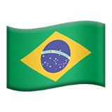 Brazil on Apple iOS 8.3