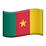 Cameroon on Apple iOS 8.3