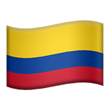 Colombia on Apple iOS 8.3