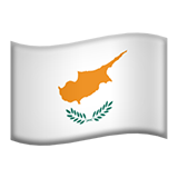 Cyprus on Apple iOS 8.3