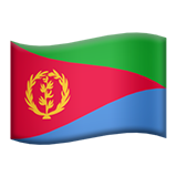 Eritrea on Apple iOS 8.3