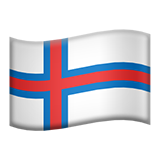 Faroe Islands on Apple iOS 8.3