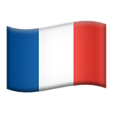 France on Apple iOS 8.3