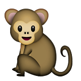 emoji copy and paste iphone monkey emoji on apple ios 10 0 16896