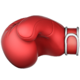 Boxing Glove on Apple iOS 10.2