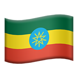 Ethiopia on Apple iOS 10.2