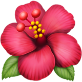 Hibiscus on Apple iOS 10.2