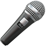 Microphone on Apple iOS 10.2