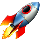 Rocket on Apple iOS 10.2