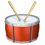 Drum on Apple iOS 10.3