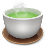 Teacup Without Handle on Apple iOS 10.3
