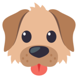 Dog Face on EmojiOne 3.1
