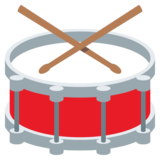 Drum on EmojiOne 3.1