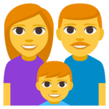 Family on EmojiOne 3.1
