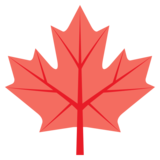 Maple Leaf on EmojiOne 3.1