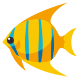 Tropical Fish on EmojiOne 3.1