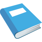 Blue Book on EmojiOne 2.0
