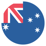 Australia on EmojiOne 2.0