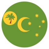 Cocos (Keeling) Islands on EmojiOne 2.0