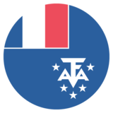 French Southern Territories on EmojiOne 2.0
