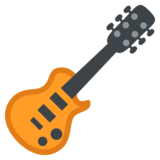 Guitar on EmojiOne 2.0
