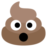 Pile of Poo on EmojiOne 2.0